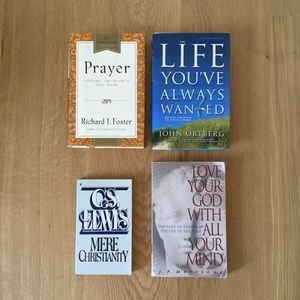 Spiritual Formation Book Set